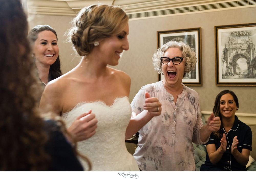 DC Willard hotel wedding