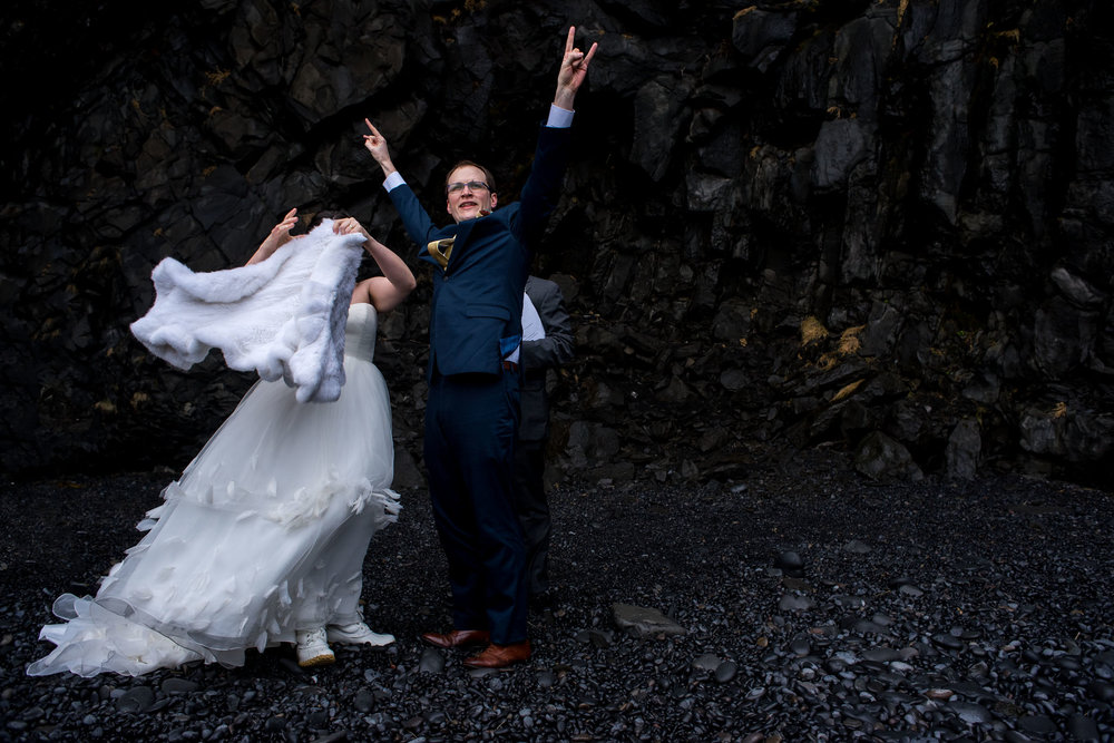 destination wedding iceland