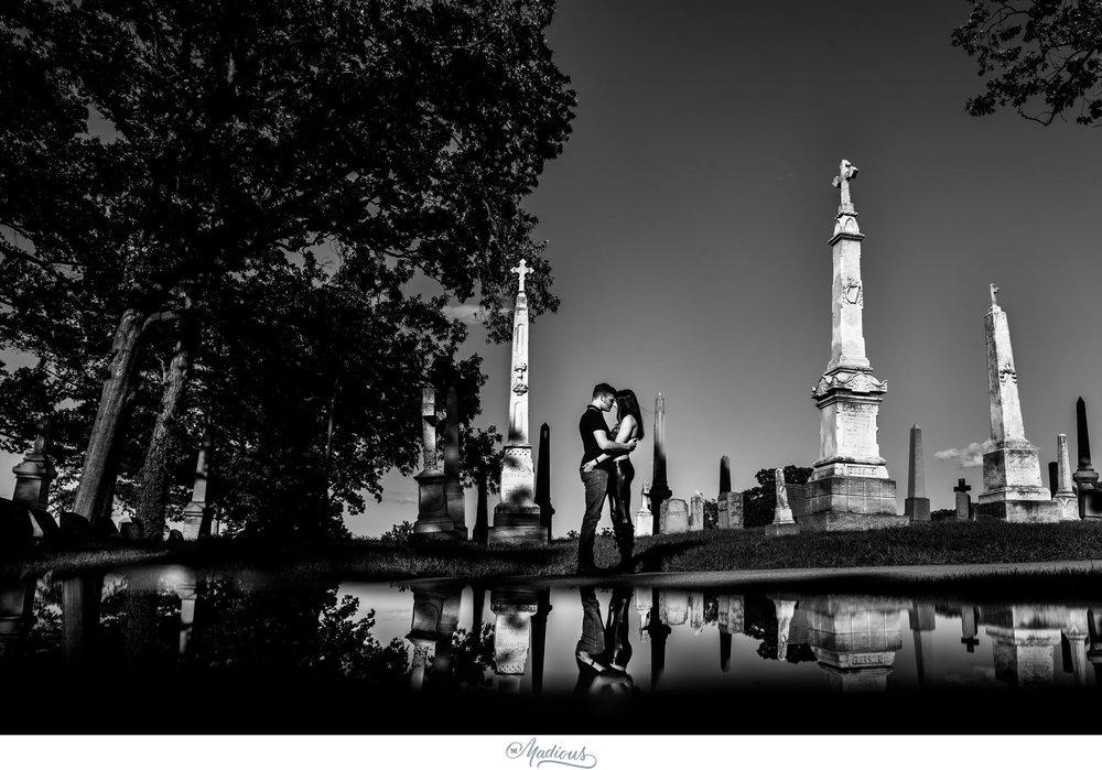 Cemetery engagement gothic photo_0001.JPG