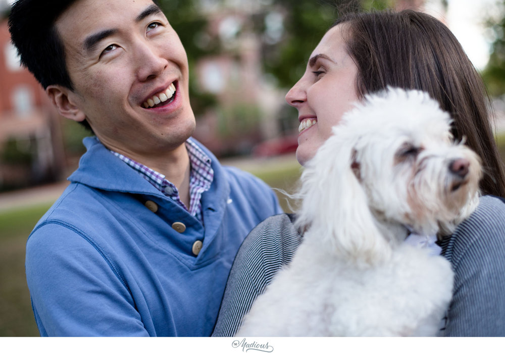 DC engagement session, Dog, Blagden Alley, Kramerbooks 0005.JPG