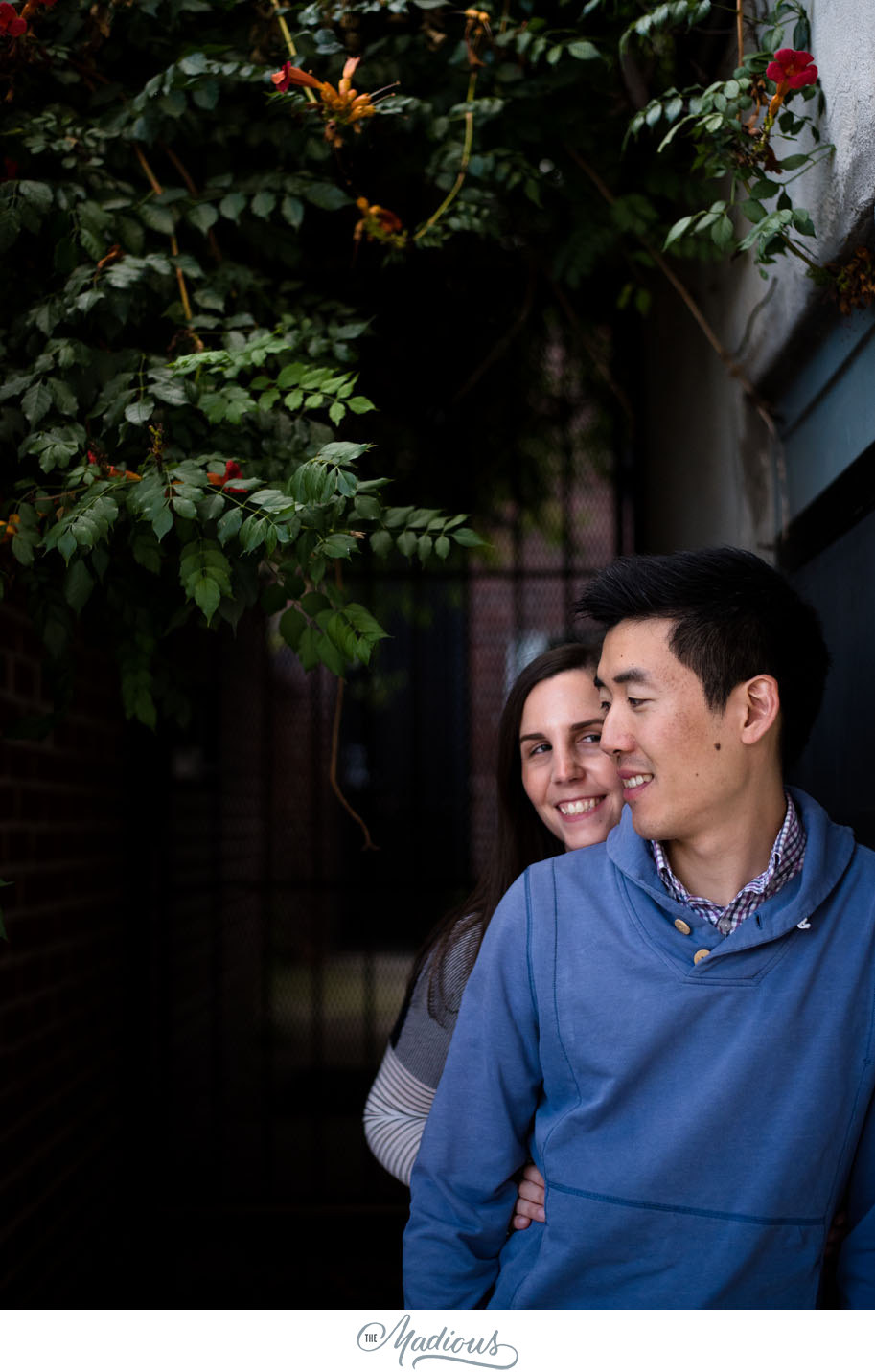 DC engagement session, Dog, Blagden Alley, Kramerbooks 0013.JPG