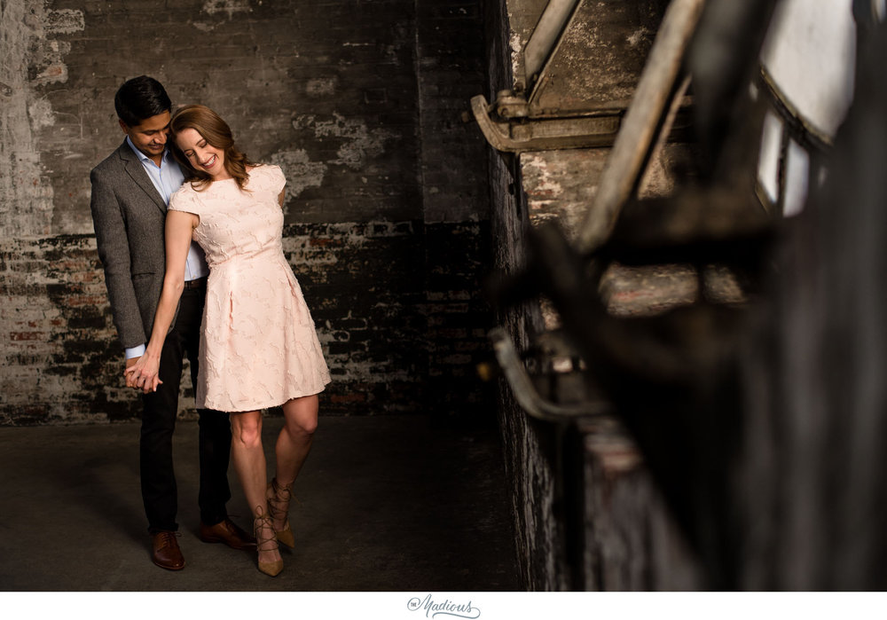 bromo seltzer arts tower baltimore engagement session 02.JPG