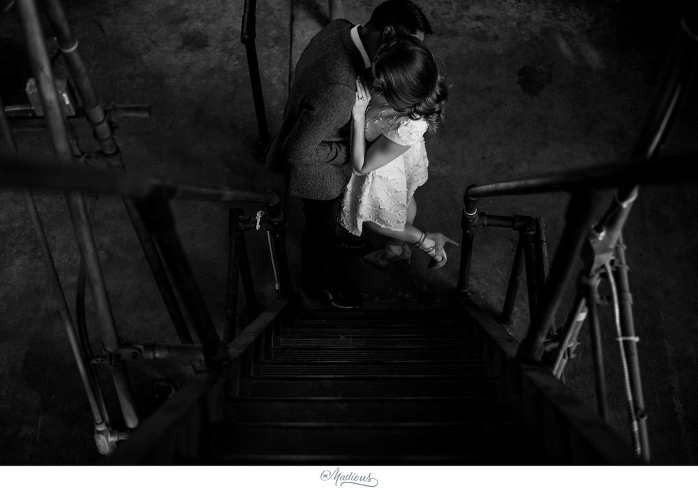 bromo seltzer arts tower baltimore engagement session 07.JPG
