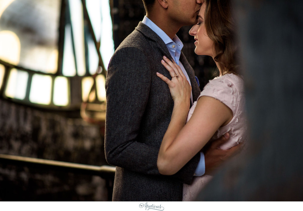 bromo seltzer arts tower baltimore engagement session 27.JPG