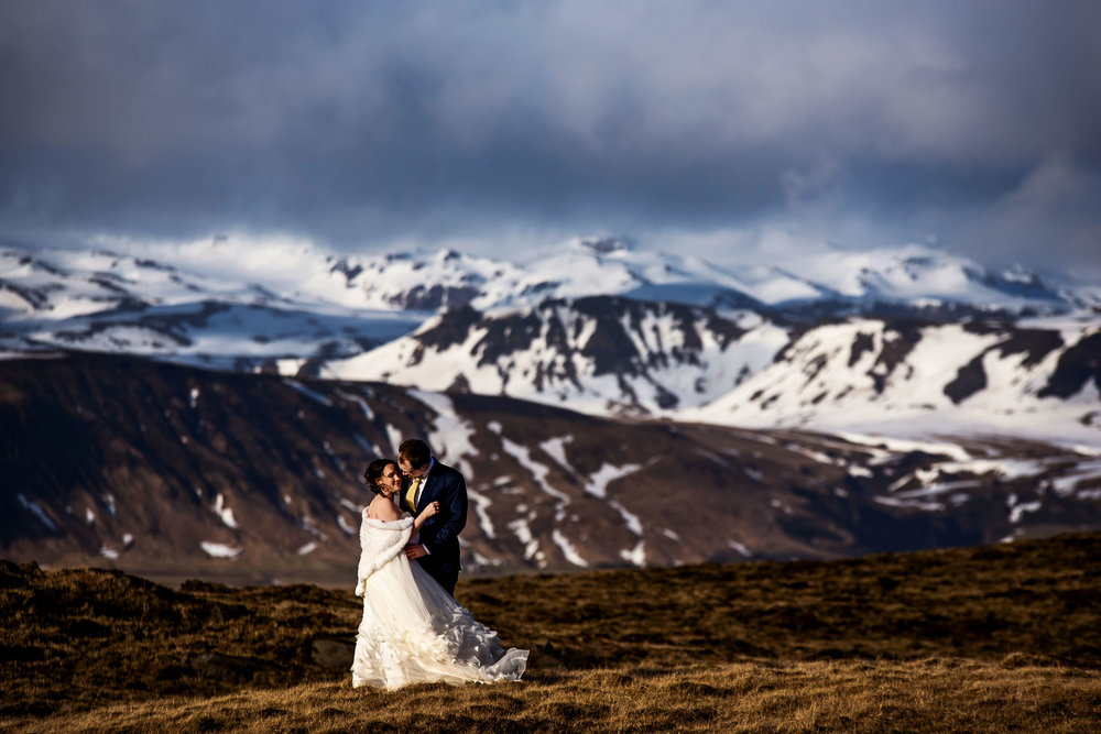 Kate + James | Iceland
