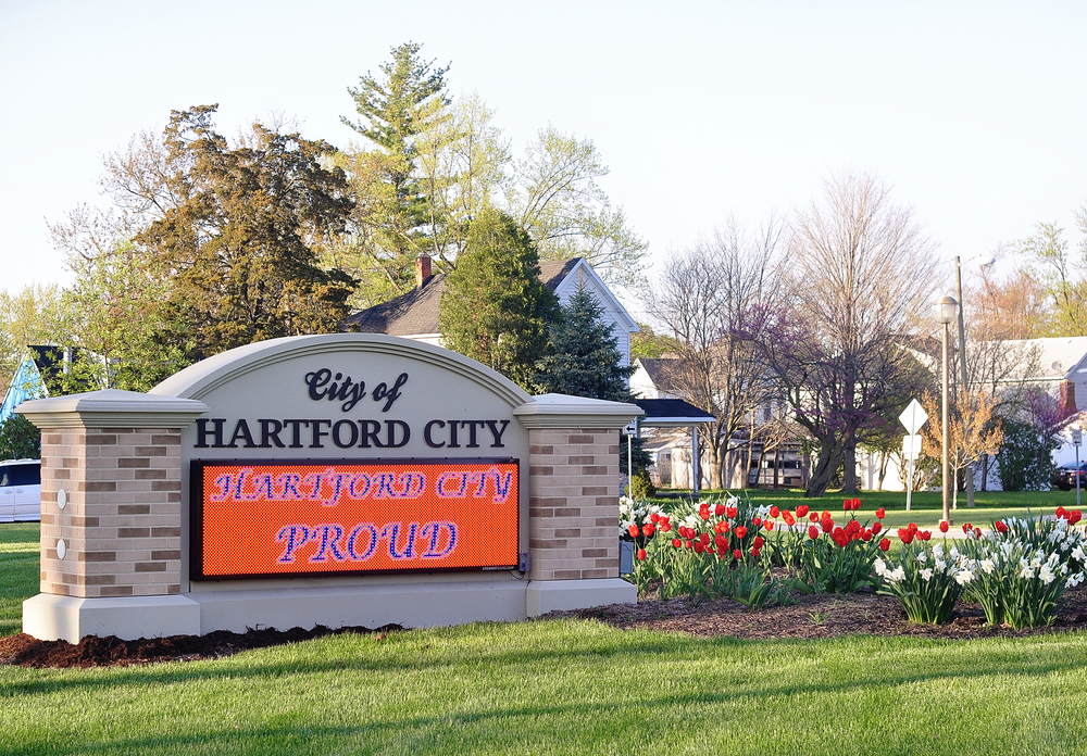 Welcome to Hartford City, Indiana!