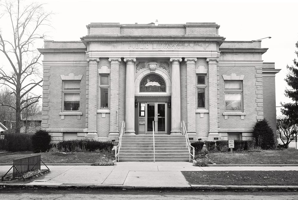 Hartford City Library