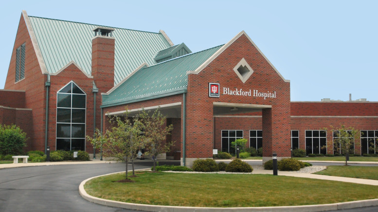 IU Health Blackford Hospital