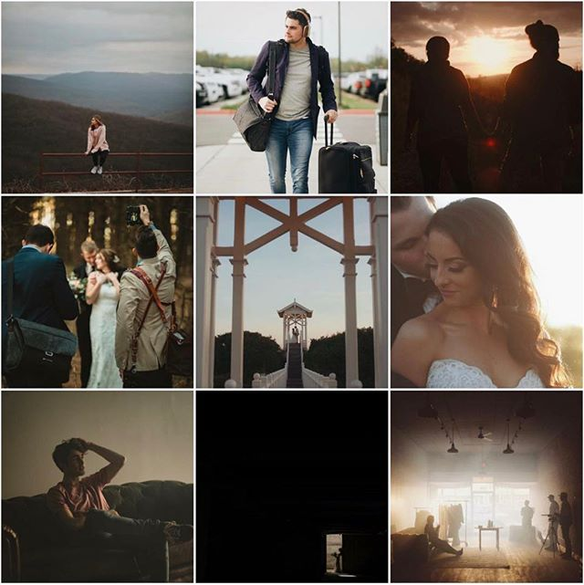 You Tell Us. We'll Tell The World. • This year was full of story. Stories about love, stories full of laughter, stories rich with inspirstion. Stories about you. Here's to another upcoming year of telling the world about all the things that matter most to you. Can't wait to see what your top nine favorites are next year! • #storytime #mwbphoto #photographiccollective #mwbfilms #story #wedding #commercial #commercialvideo #banklocal #destinationwedding #tellmeastory #gameoftones #sonya7sii #contax #inspiration #newyear #topnine
