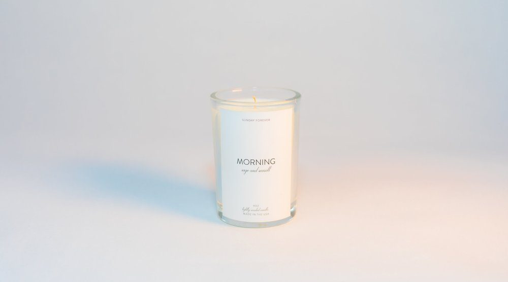 MORNING CANDLE