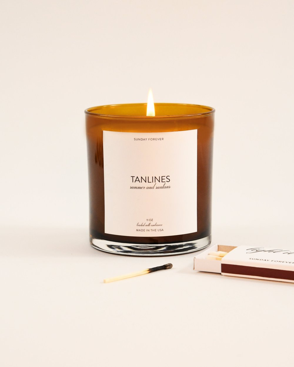 TANLINES CANDLE