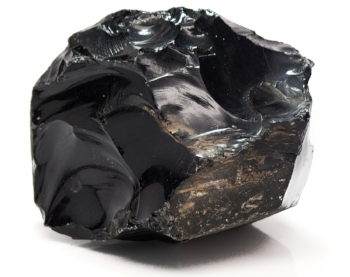 Pick up a piece of black obsidian for your collection  here .
