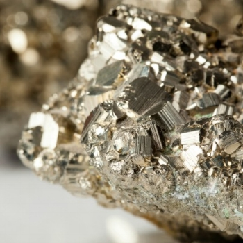 Pick up a piece of pyrite for your collection  here .