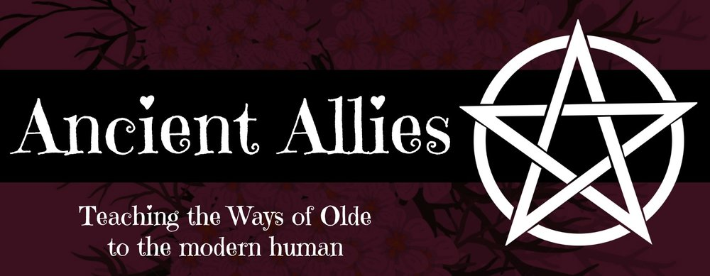 Ancient Allies Blog