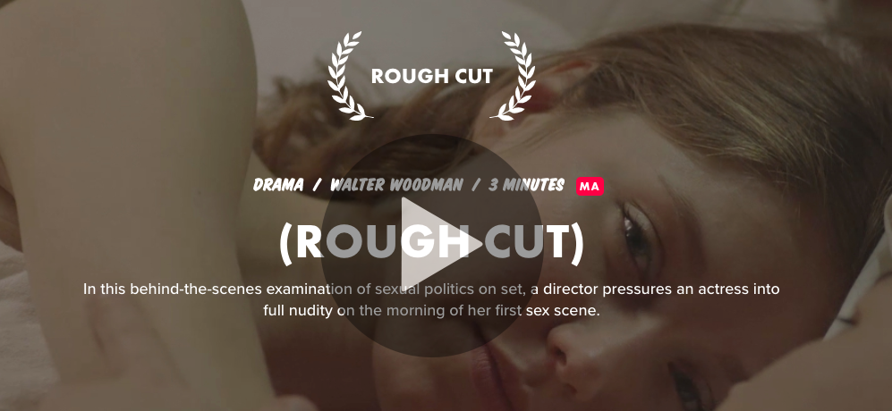 (rough cut) featured on Short Of The Week - Read the review