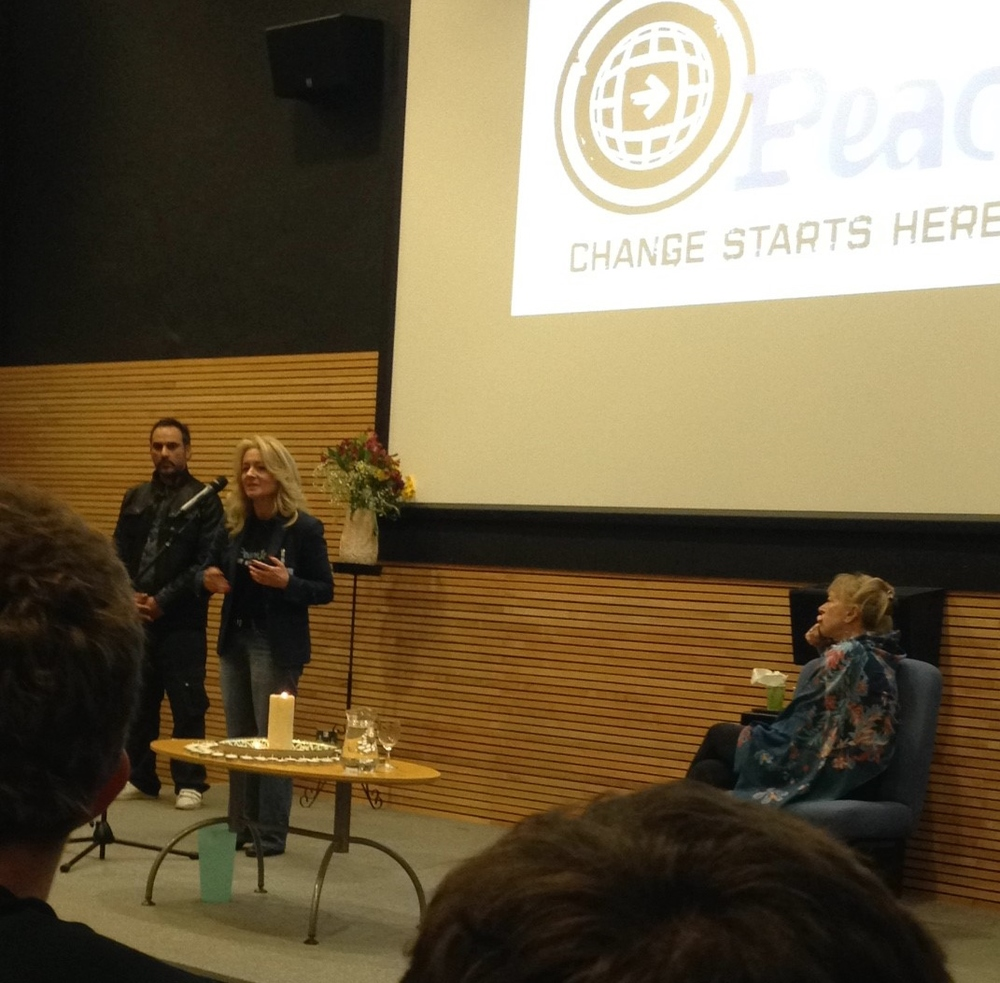 EIMAI CO-FOUNDER ELLEN FROUSTIS DISCUSSES THE FUTURE OF YOUTH IN GREECE AT PEACE JAM UK CONFERENCE.JPG