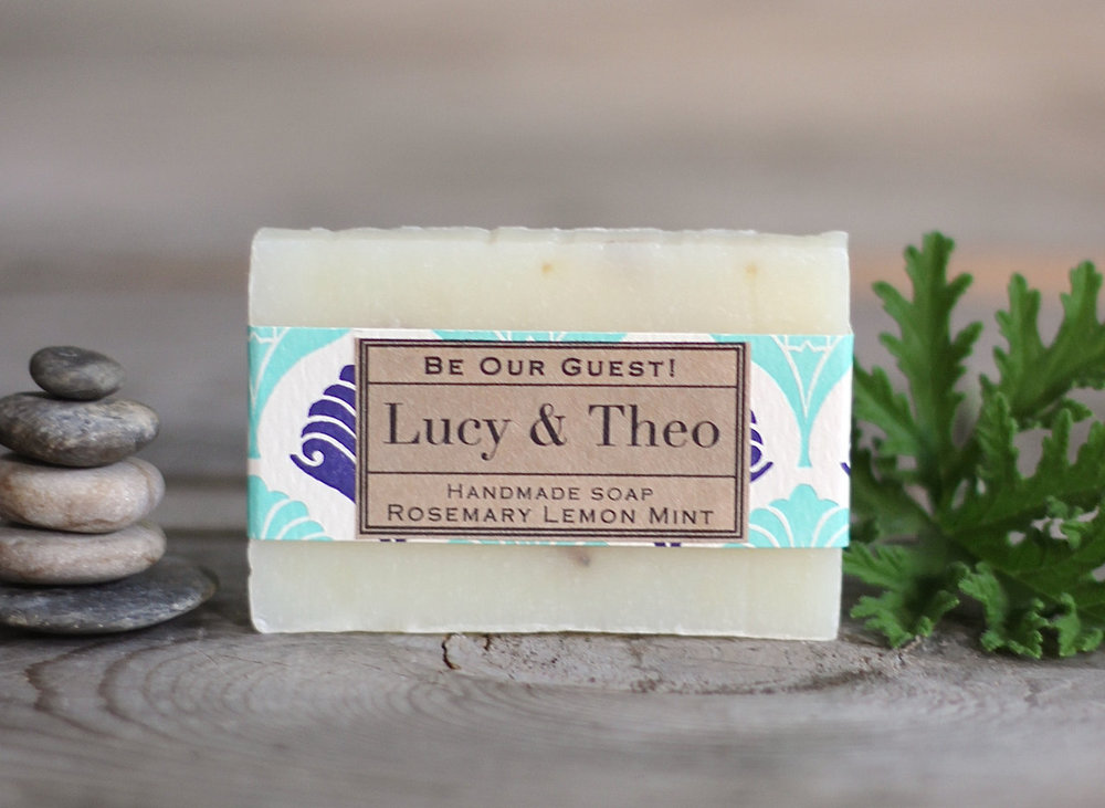 custom soap little flower soap shop