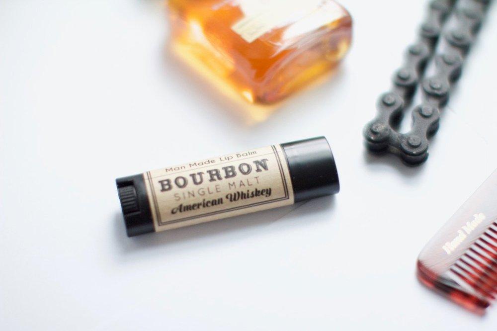 Bourbon Lip Balm