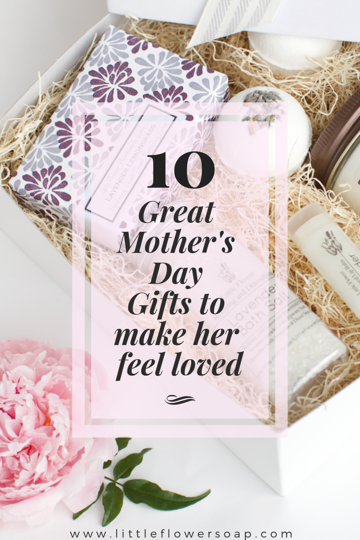 10 Great Mother S Day Gift Ideas