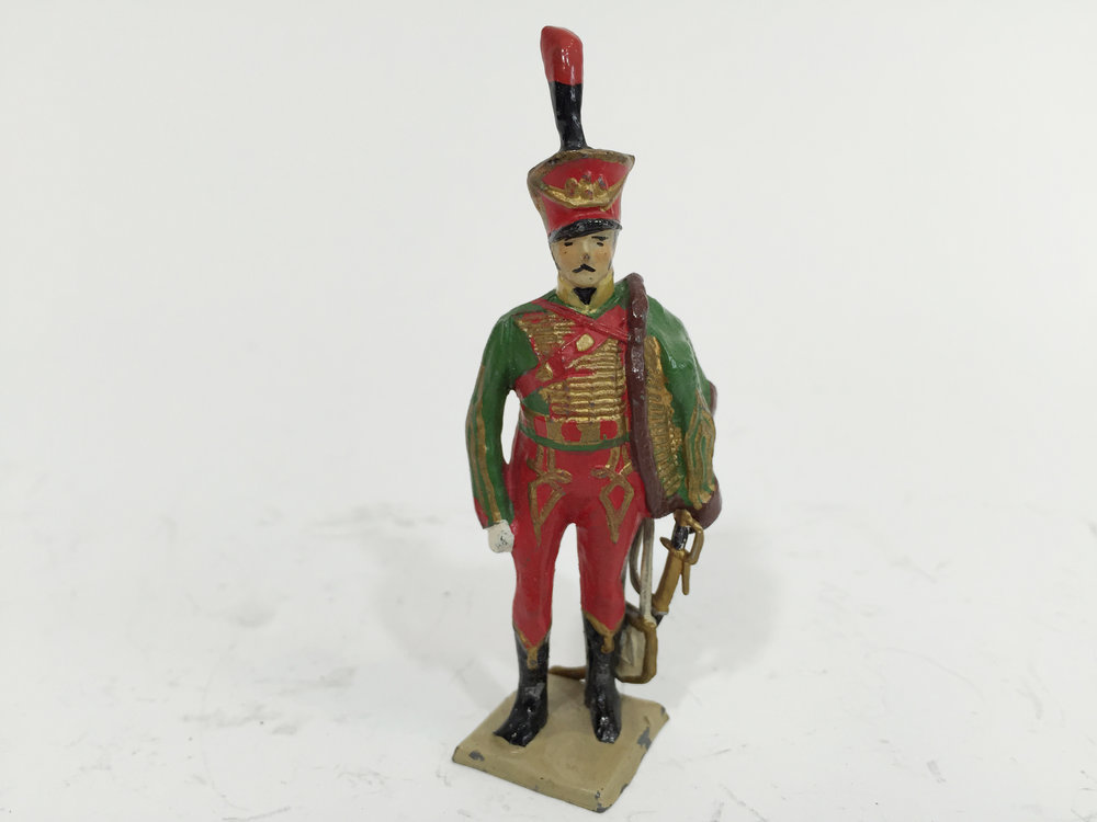 Vertunni, Officer 7th Hussars