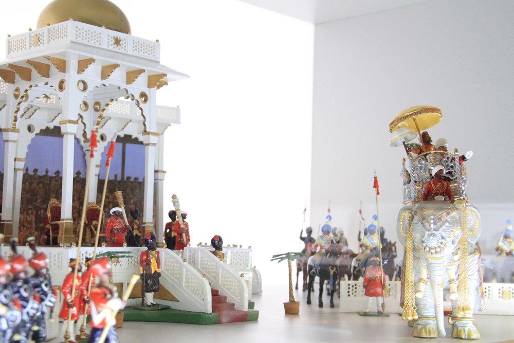 Delhi Durbar Display, W. Britain, 1994-2004