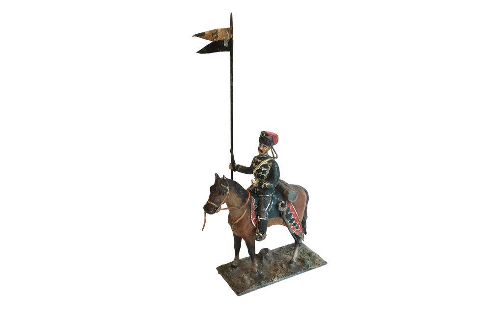 English Hussar