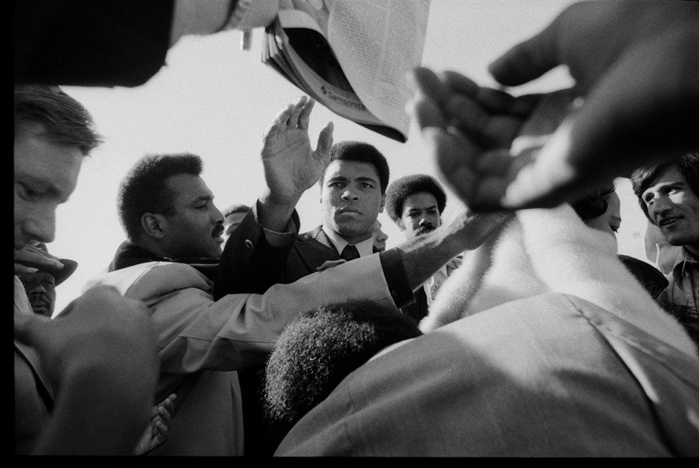 1974 Ali Comes Home