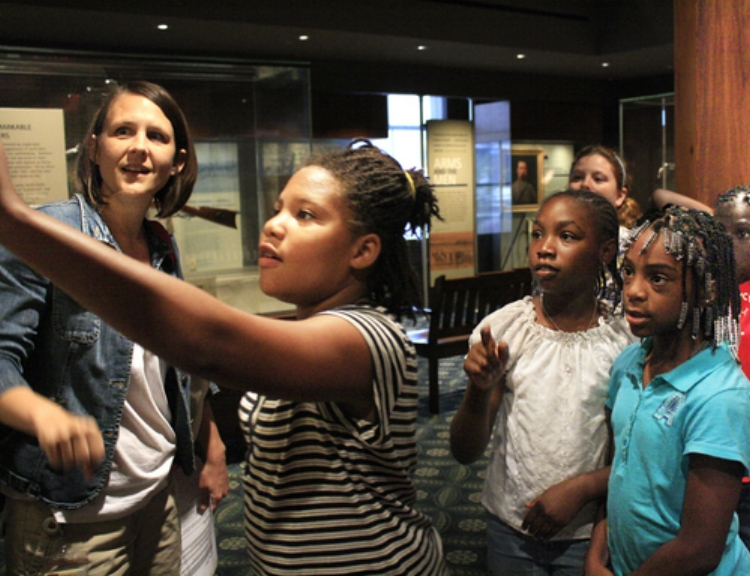 Click here for Youth and School Visits, which includes school field trips, Scout groups, and kids' birthdays.