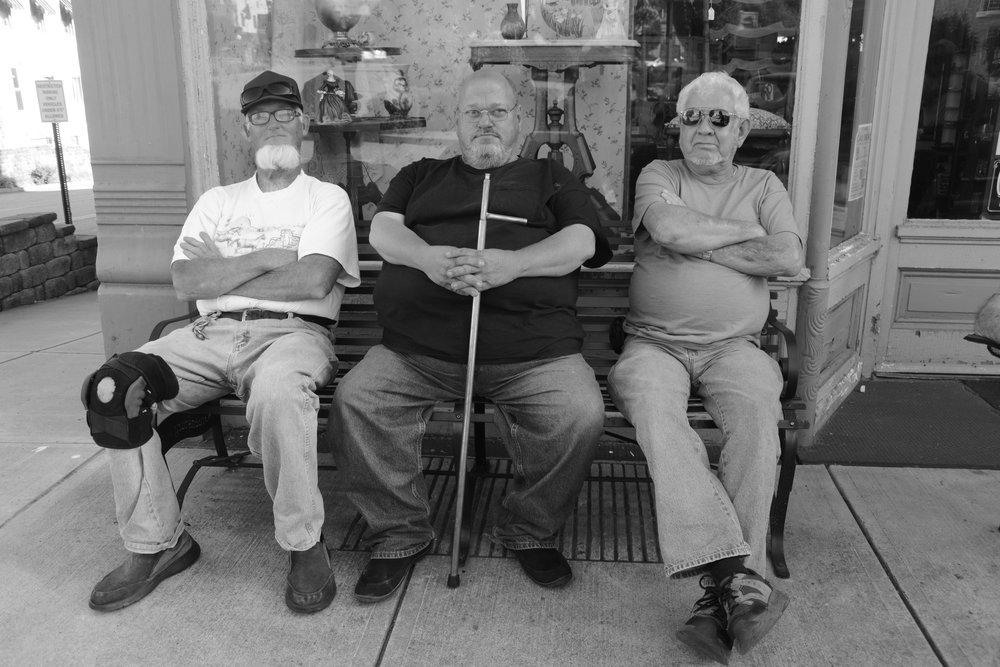 Three Wise Men ©Linda Bruckheimer