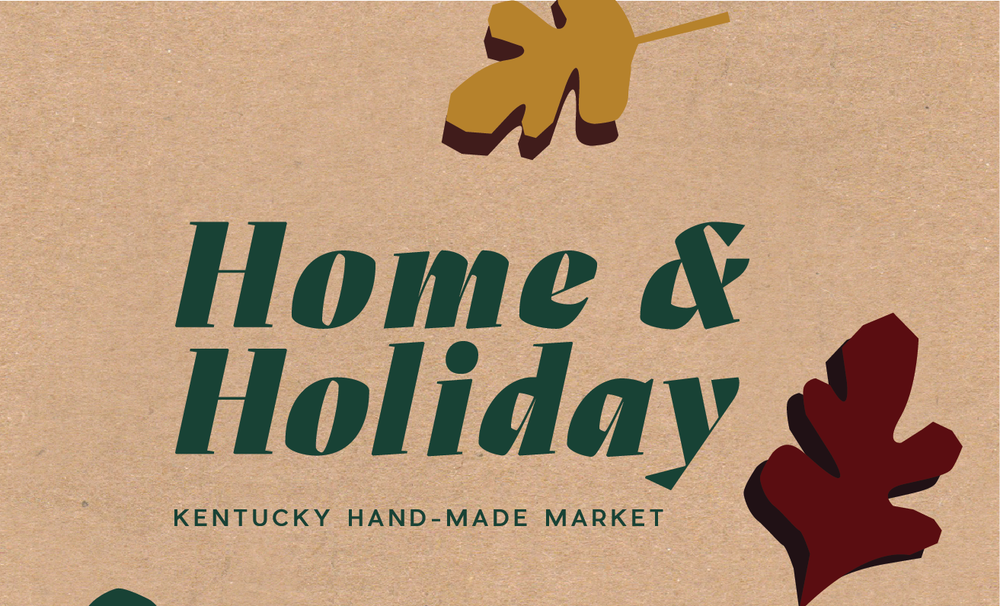 Kentucky Hand-Made Market:  Find the perfect unique gift for the holidays while shopping local makers at the Frazier History Museum! There will be crafting demonstrations by Storyteller, Emily Ridings, and Berea College Craft.   NOV 24-Dec 22:  Mon. - Sat.: 9am-5pm, Sun.: noon to 5pm   More info HERE
