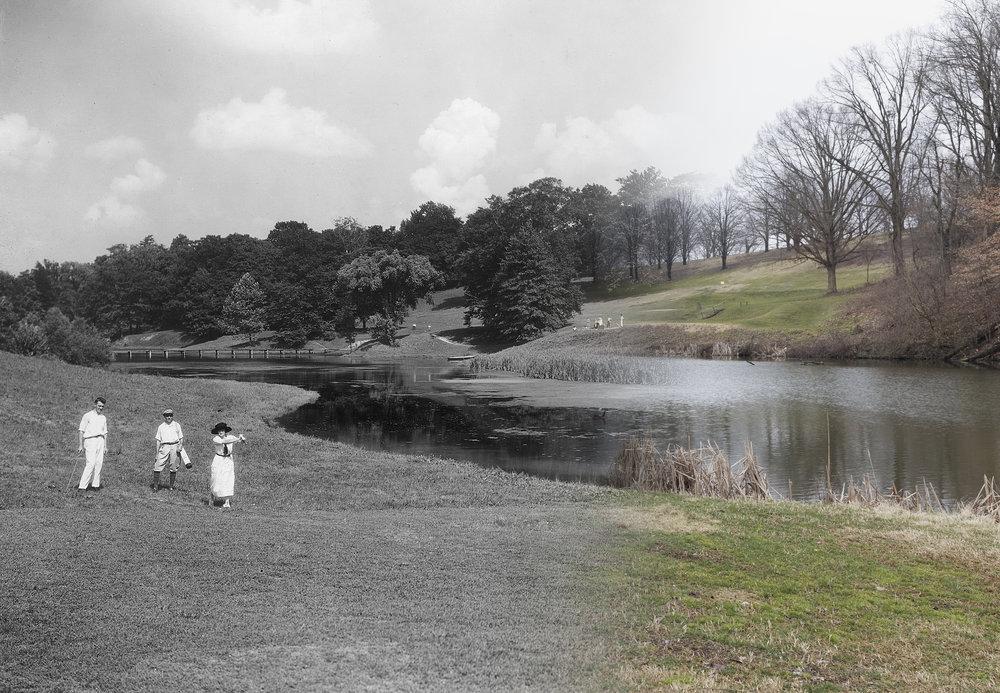Cherokee Golf Course, Blend