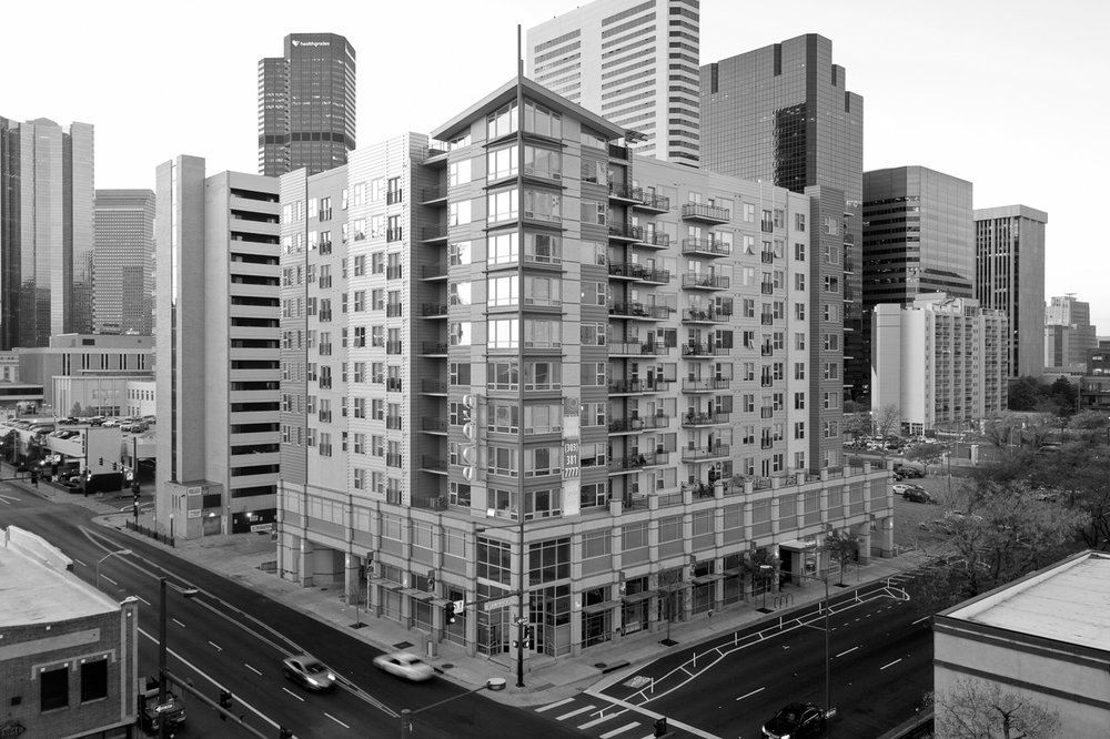 Solera Apartment Building