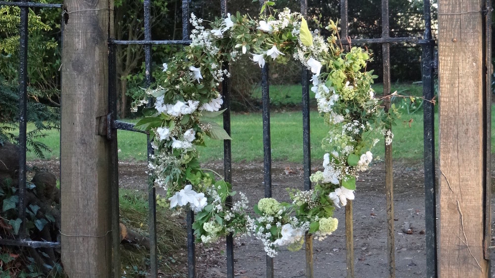 Bride Wreath