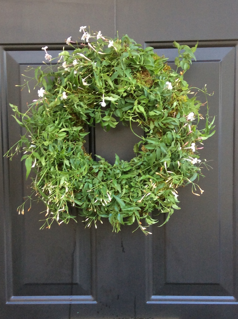 Jasmine Living Wreath