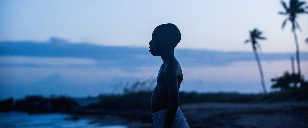MOONLIGHT (2016) A chronicle of the childhood, adolescence and burgeoning adulthood of a young black man growing up in a rough neighborhood of Miami.