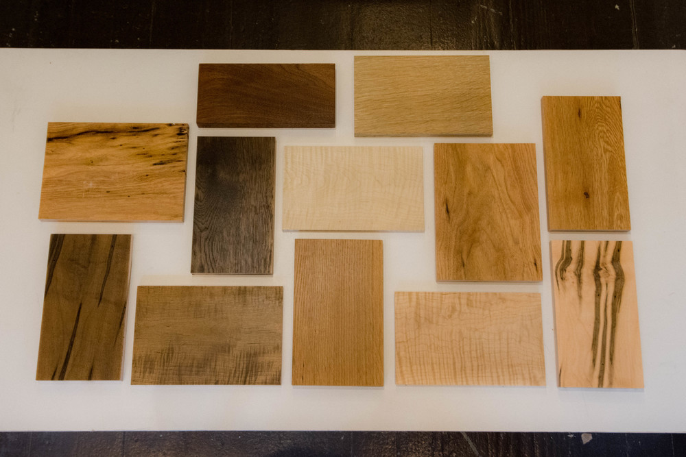 Wood Samples