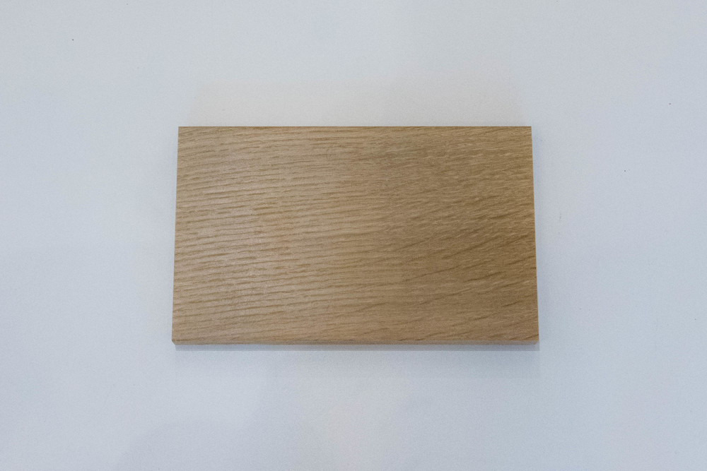 Bleached Quarter Sawn White Oak