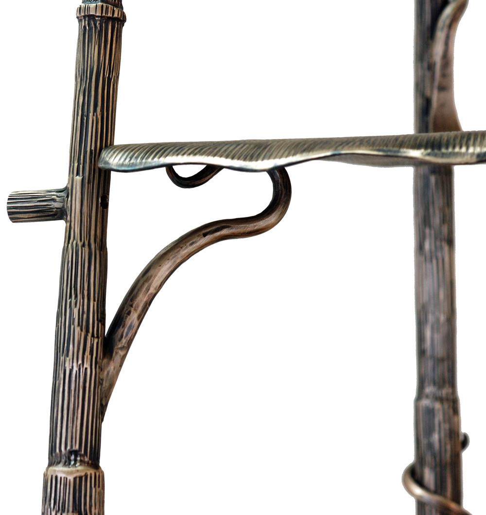 601:B Bronze Etagere Detail 2.jpg