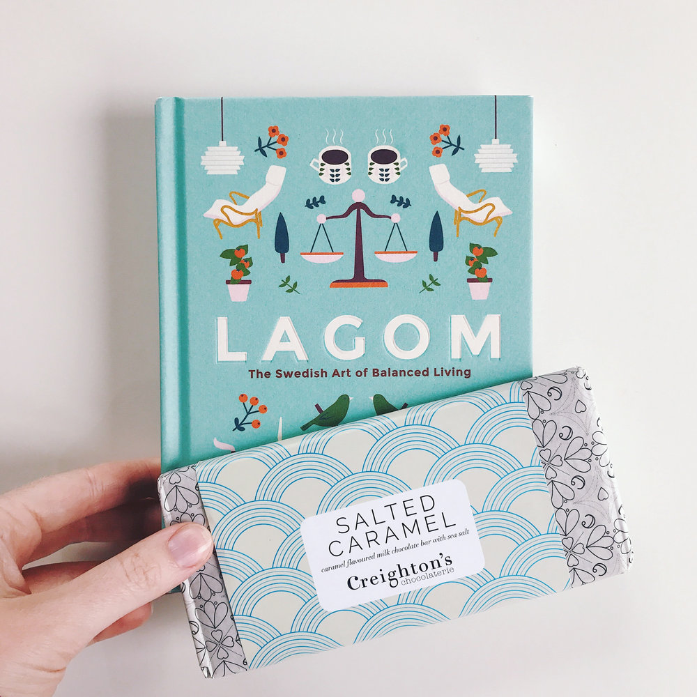 The 'Little Shop' @ Shells stocks a stunning array of delights including:  @linesandcurrent ,  @creightonschocolaterie ,  LAGOM  by Linnea Dunne, prints by  @garyreddin  and much much more. Go check it out.