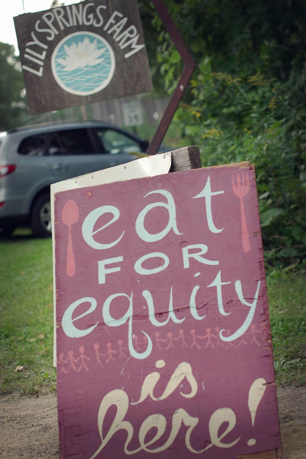 Eat for Equity and LSF partnered to create a great Wild Springs Festival for the third year in a row. Photos by Trang's Ten Thousand Words (except #3 by Eli Utne).
