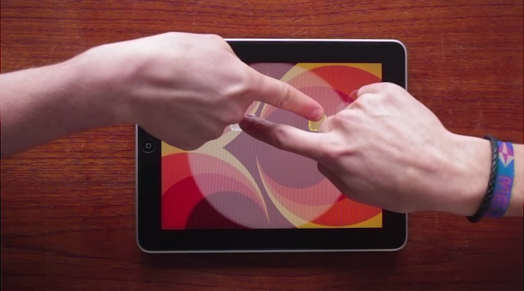 This iPad-only partner game has been making quite the buzz on the Interthings recently. With an intimate take on two-player puzzle solving games, Fingle is sure to get you close to that special someone.