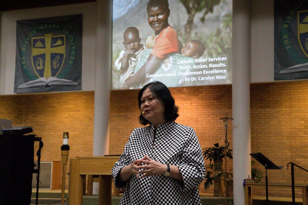 Dr. Carolyn Y. Woo
