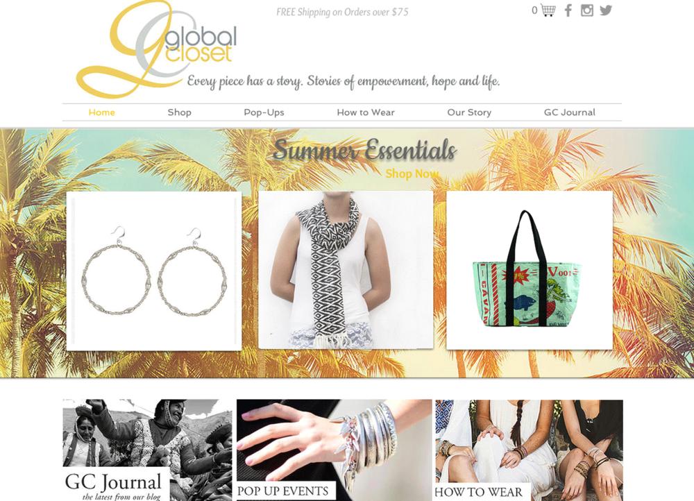 global closet