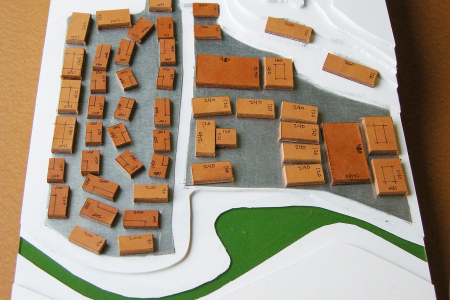 Green RIver site model 2