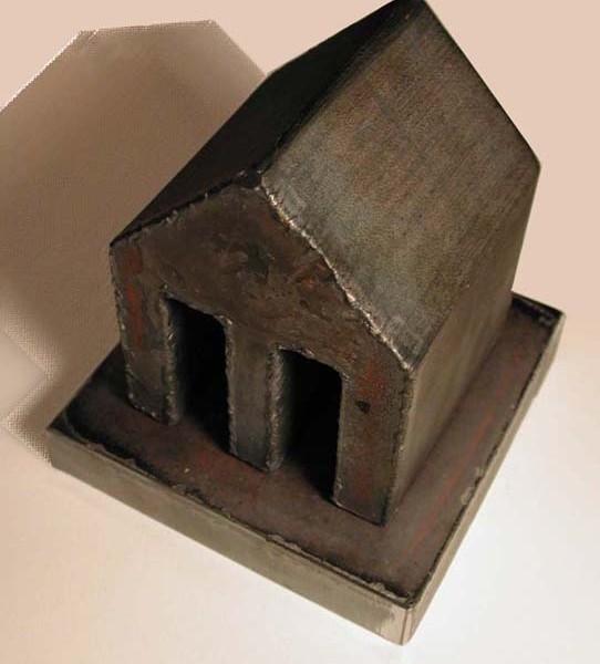 Torch cut house