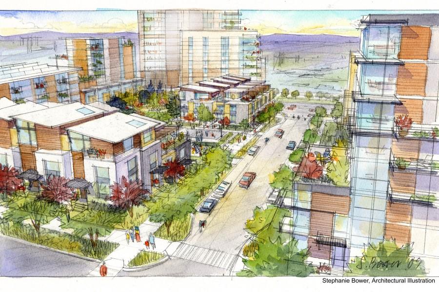 Yesler Terrace Concept C