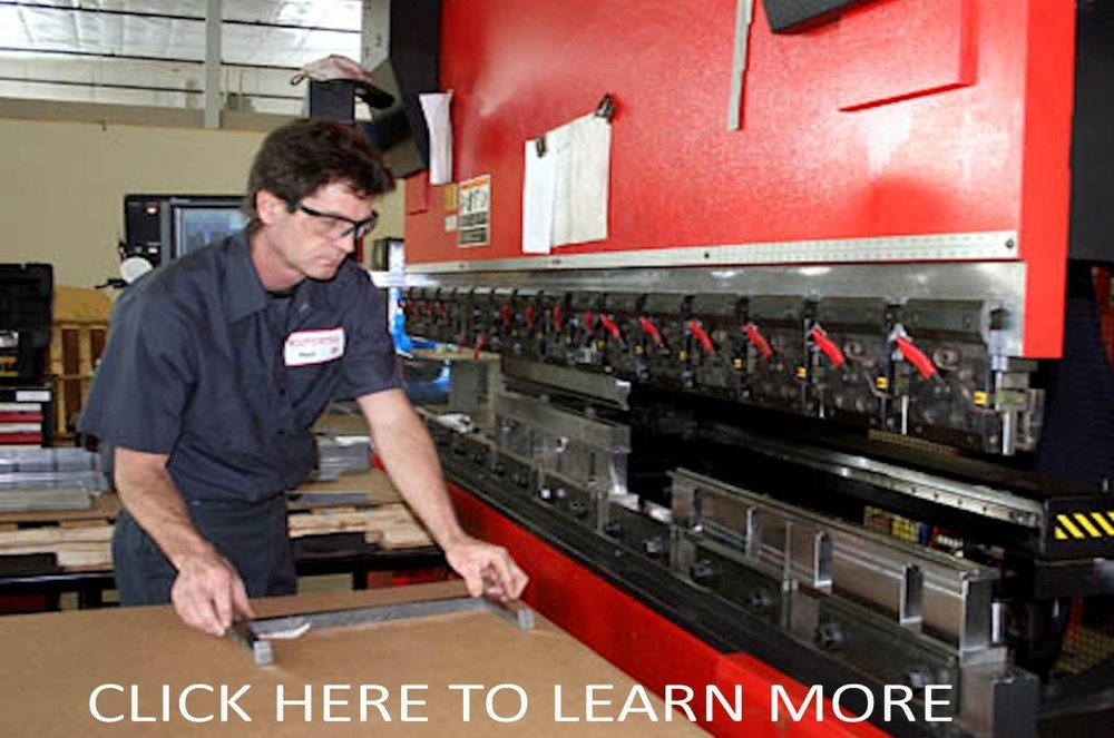 CNC PRESS BRAKE OPERATOR