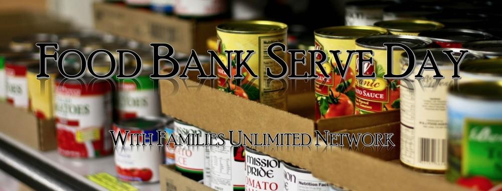 Food Bank Serve Day!
