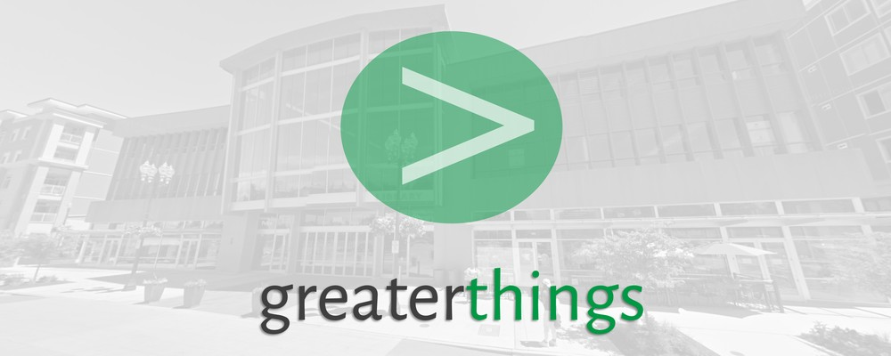 Join us Sundays in January as we explore how we can do GREATER THINGS, just like Jesus!