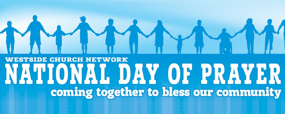 Join us for the National Day of Prayer!